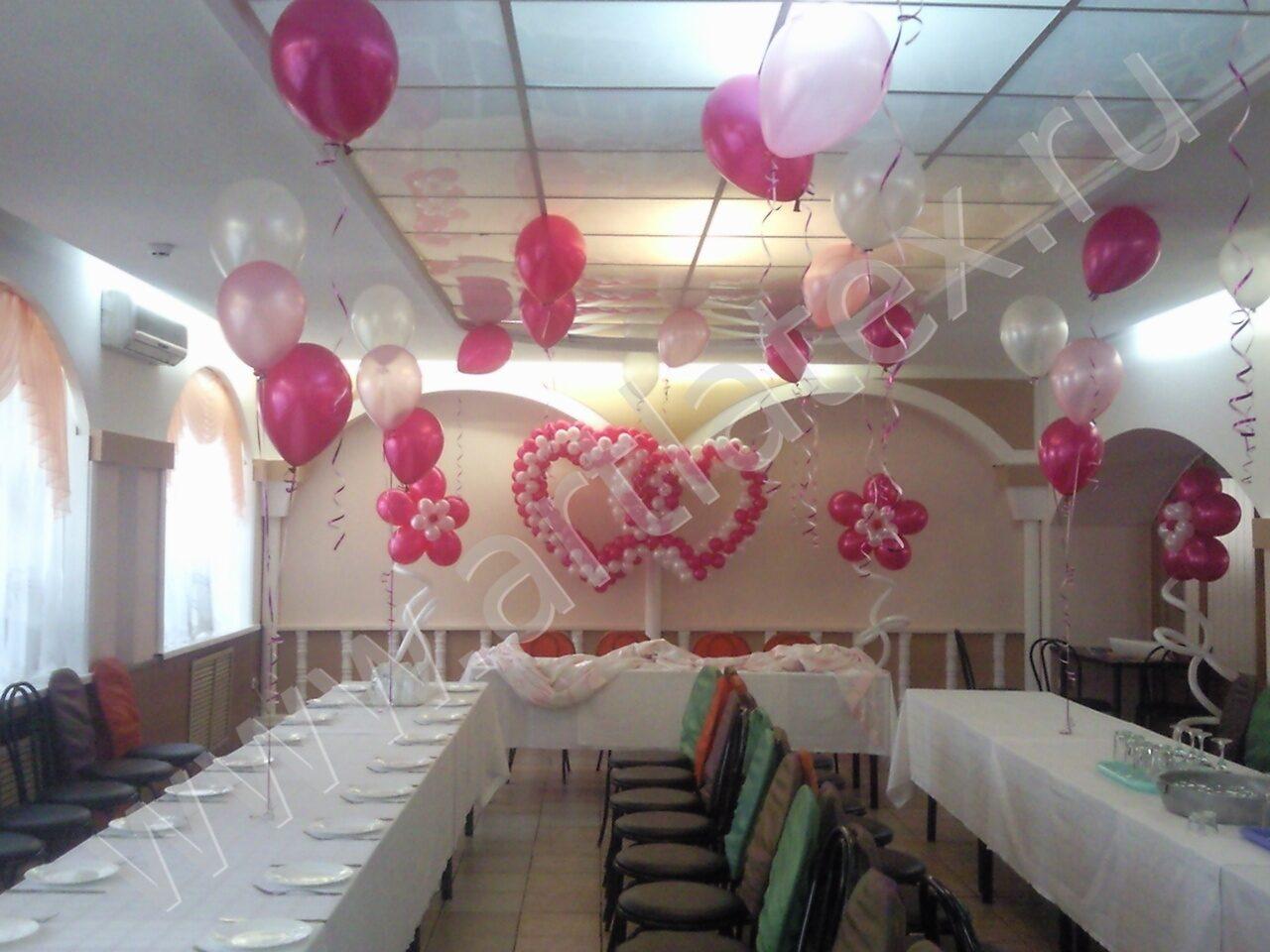 Шары на свадьбе: 40 идей с фото Снова Праздник! 17