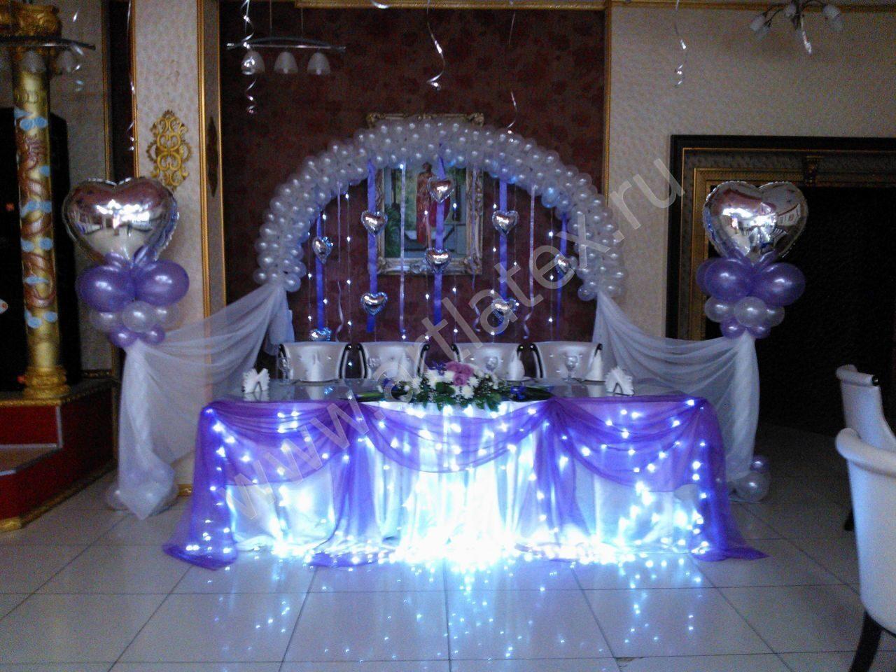 Шары на свадьбе: 40 идей с фото Снова Праздник! 5